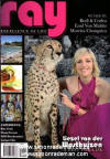 Liezel van der Westhuizen on the cover of Ray magazine